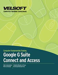 Google G Suite Connect
