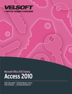 Access 2010 - Intermediate