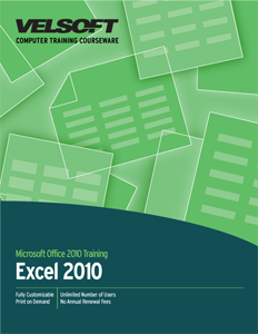 Excel 2010 Foundation