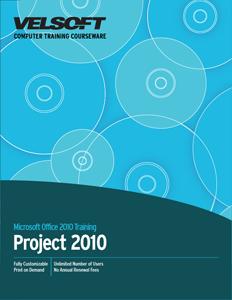 Project 2010 - Intermediate