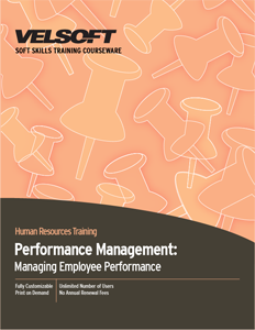 Performance Management: Managing Employee Performance