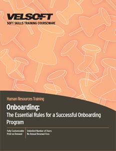 Onboarding Program