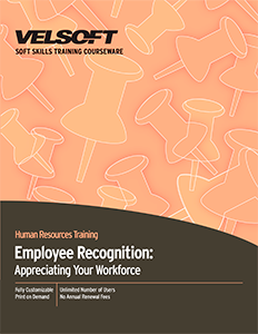 Employee Recognition: Appreciating Your Workforce