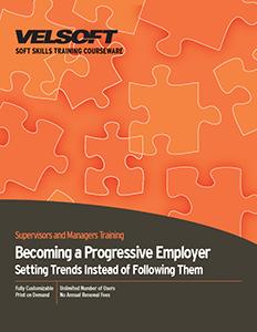 Becoming a Progressive Employer