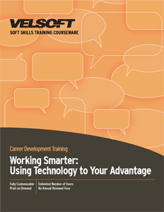 Working Smarter: Using Technology to your Advantage