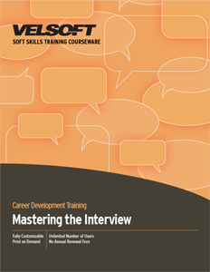 Mastering the Interview to Further your Career