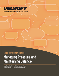 Managing Pressure and Maintaining Balance