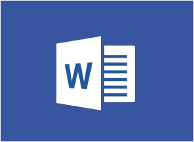 Word 2013 Advanced Essentials
