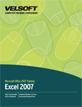 Excel 2007 - Intermediate
