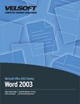 Microsoft Office Word 2003 - Foundation
