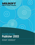 Publisher 2003 - Advanced