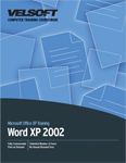 Word XP (2002) - Advanced