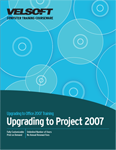 Upgrading to Project 2007