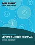 Upgrading to SharePoint Designer 2007