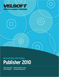 Publisher 2010 - Advanced