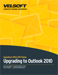 Upgrading to Outlook 2010