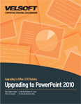 Upgrading to PowerPoint 2010