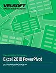 Microsoft Excel 2010: PowerPivot