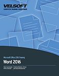 Microsoft Word 2016: Part One