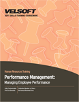 Performance Management - Managing Employee Performance