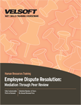 Employee Dispute Resolution: Mediation through Peer Review
