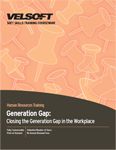 Generation Gap - Closing the Generation Gap in the Workplace