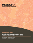 Public Relations Boot Camp