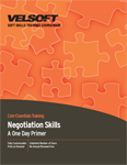 Negotiation Skills - A One Day Primer