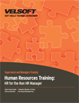 Human Resources Training: HR for the Non HR Manager