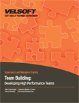Team Building - Developing High Performance Teams
