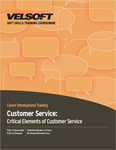 Customer Service Training - Critical Elements of Customer Service