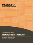 The Minute Taker's Workshop