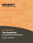 Time Management: Get Organized for Peak Performance