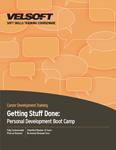 Getting Stuff Done - Personal Development Boot Camp