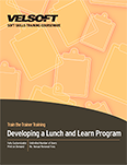 Developing a Lunch and Learn Program