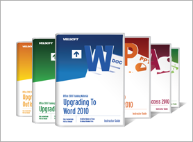 Upgrading to Office 2010