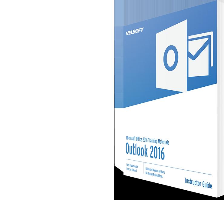 microsoft outlook 2016 manual pdf