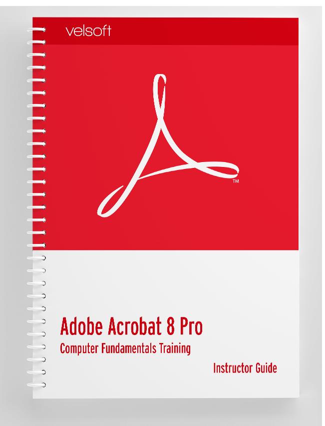 adobe acrobat 8 professional velsoft rh velsoft com Adobe Acrobat X Pro Adobe Acrobat Standard