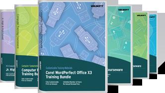 Corel WordPerfect Office X3
