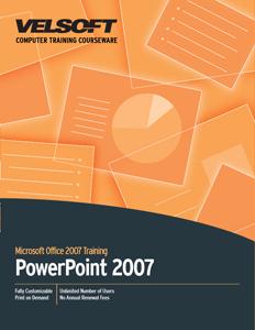 PowerPoint 2007 - Advanced