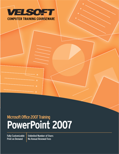 PowerPoint 2007 - Foundation