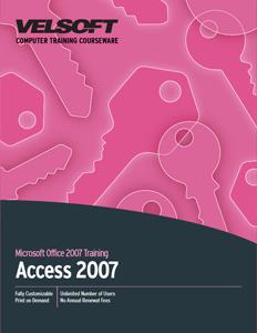 Access 2007 - Advanced