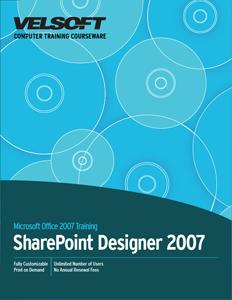 SharePoint Designer 2007 - Intermediate
