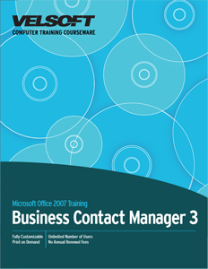 Business Contact Manager 3