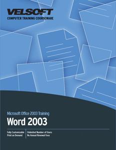 Word 2003 - Intermediate