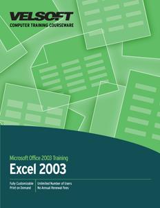 Excel 2003 - Foundation