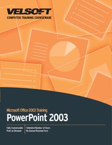 PowerPoint 2003 - Advanced