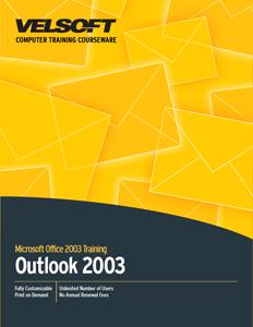 Outlook 2003 - Intermediate