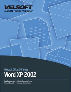 Word XP (2002) - Advanced