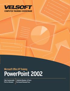 PowerPoint 2002 - Intermediate